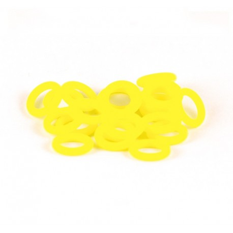 O-ringar yellow