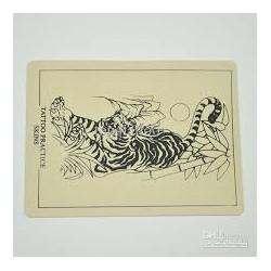 Övningsskinn Tiger