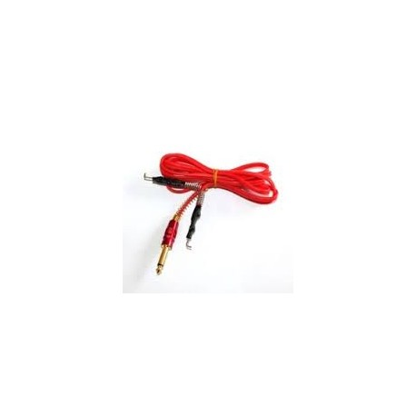 Clipcord Candy Cane Red