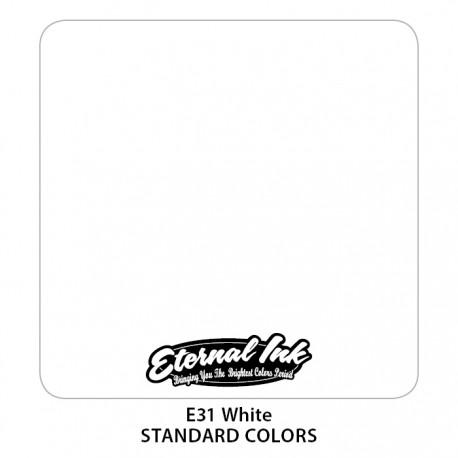 Eternal Ink - White 30ml