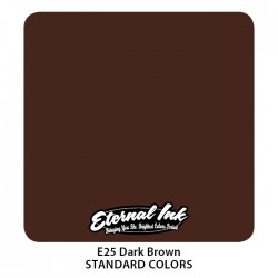Eternal Ink - Dark Bown 30ml