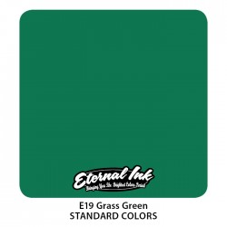 Eternal Bläck - Grass Green 30ml