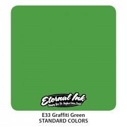 Eternal Bläck - Graffiti Green 30ml