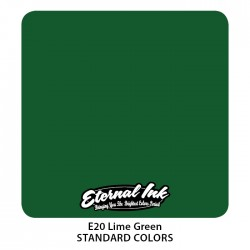 Eternal Ink - Lime Green 30ml