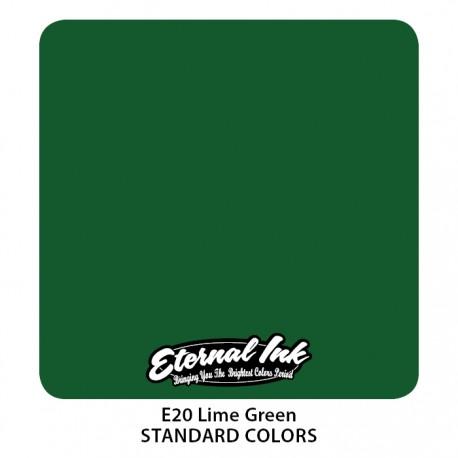 Eternal Ink - Lime Green 30ml