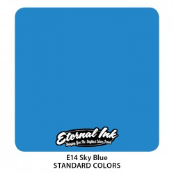 Eternal Bläck - Sky Blue 30ml