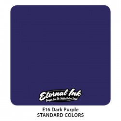 Eternal Bläck - Dark Purple 30ml