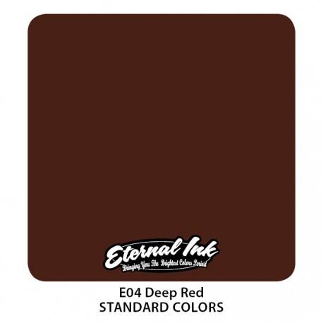 Eternal Ink - Deep Red 30ml