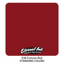 Eternal Ink - Crimson Red 30ml