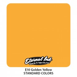 Eternal Bläck - Golden Yellow 30ml