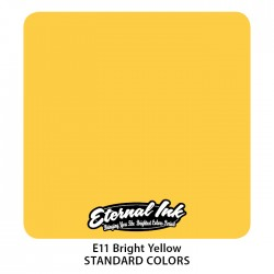 Eternal Bläck - Bright Yellow 30ml
